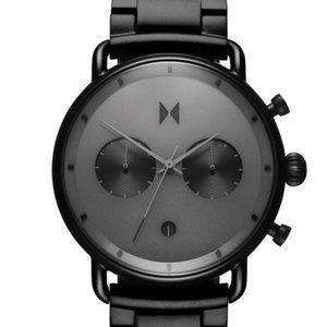 MVMT Starlight Link Bracelet Chronograph Watch